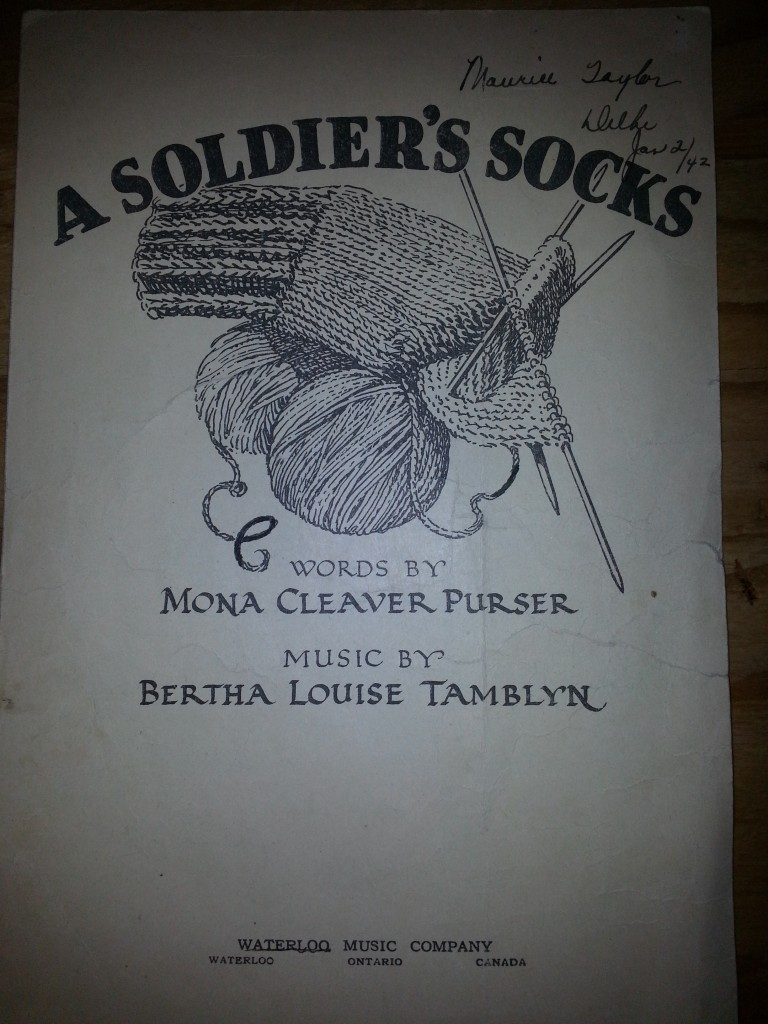 soldiers socks- good